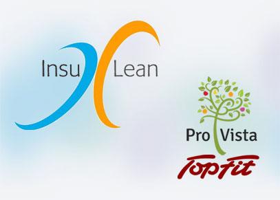 InsuLean & ProVista + topfit